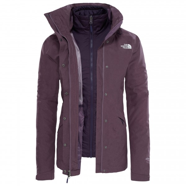 The North Face - Women's Naslund Triclimate Jacket - Veste 3 en 1