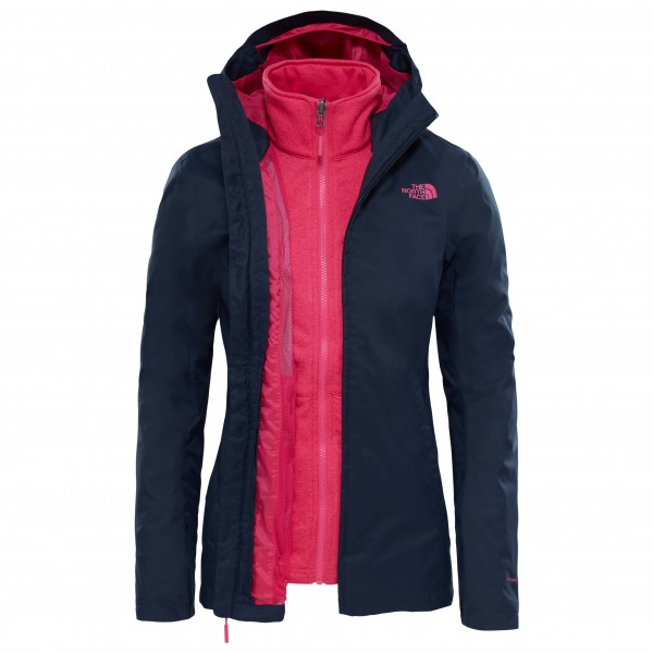 The North Face - Women's Tanken Triclimate Jacket - Dubbel jack