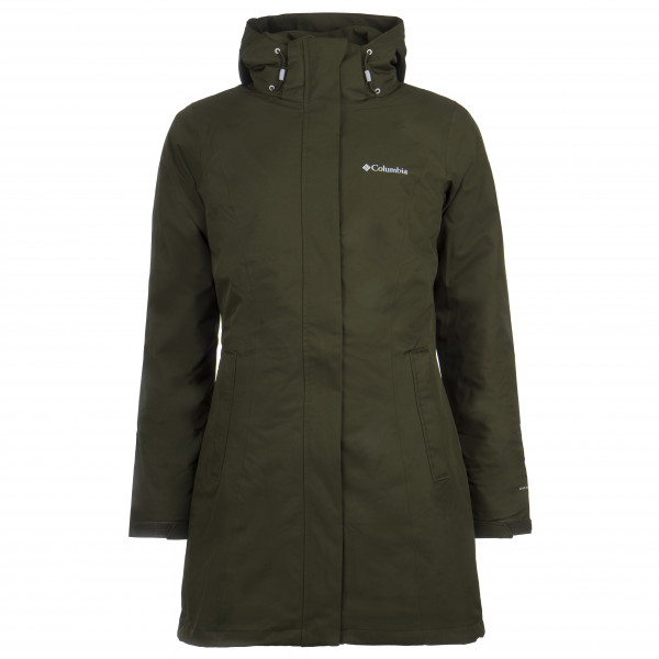 Columbia - Women's Salcantay Hooded Jacket - Skidjacka