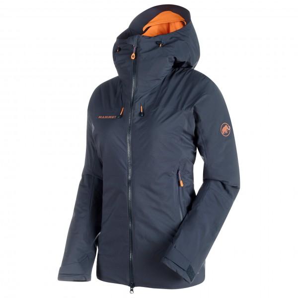Mammut - Nordwand Hardshell Thermo Hooded Jacket Women - Tekokuitutakki