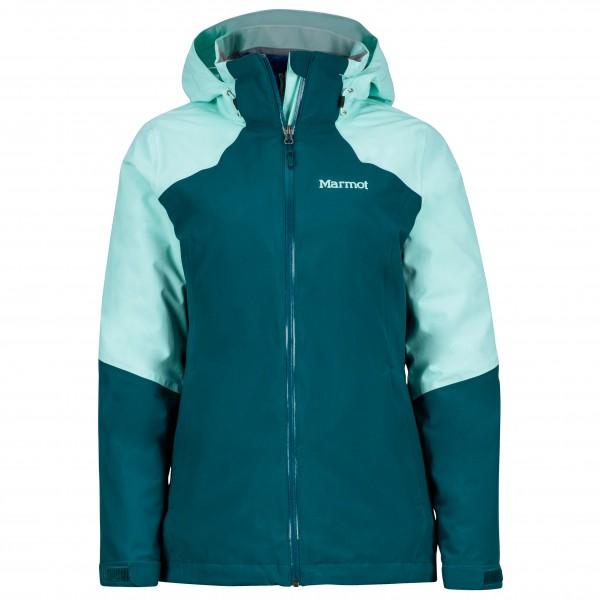 Marmot - Women's Featherless Comp Jacket - 3 i 1-jakke