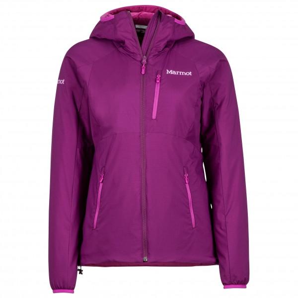 Marmot - Women's Novus Hoody - Syntetisk jakke