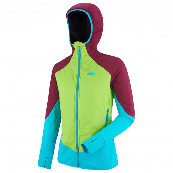 Millet - Women's Touring Speed XCS Hoodie - Synthetic jacket