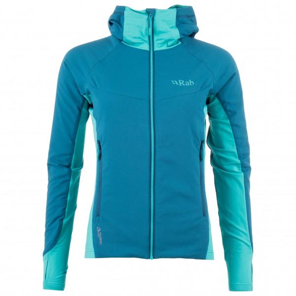 Rab - Women's Alpha Flux Jacket - Syntetisk jakke