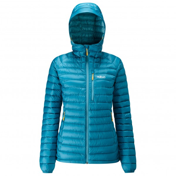 Rab - Women's Microlight Alpine Long - Dunjakke
