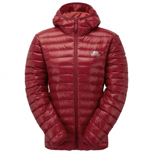 Mountain Equipment - Arete Hooded Women's Jacket - Untuvatakki