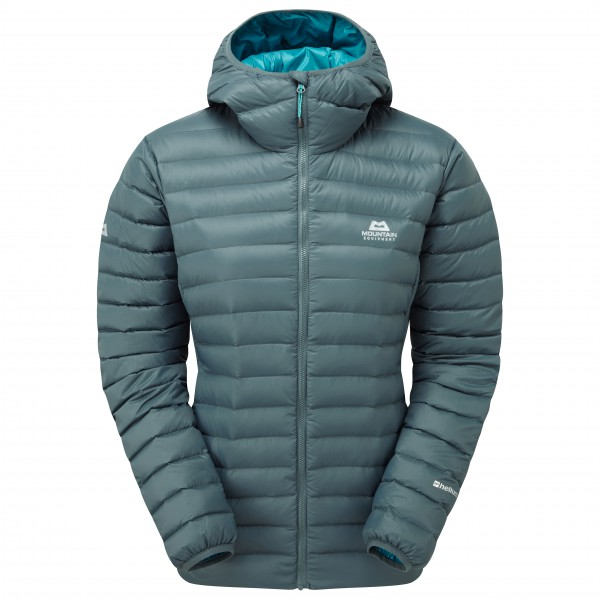 Mountain Equipment - Arete Hooded Women's Jacket - Donzen jack