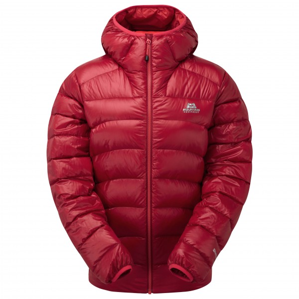 Mountain Equipment - Dewline Hooded Women's Jacket - Down jacket