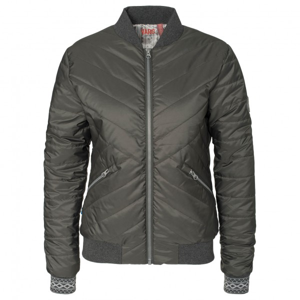Varg - Women's Stockholm Bomber Jacket - Synthetic jacket