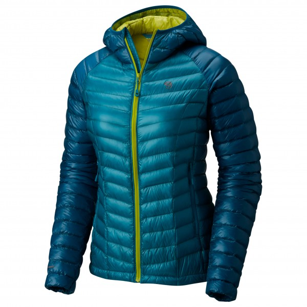 Mountain Hardwear - Women's Ghost Whisperer Down Hooded Jacket - Daunenjacke