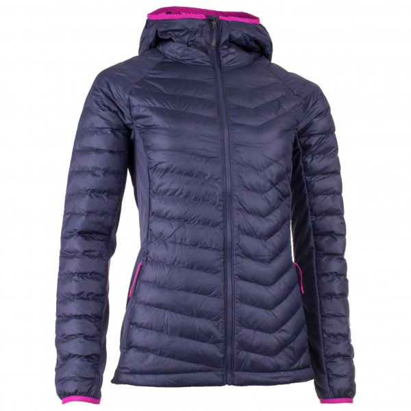 Columbia - Women's Powder Lite Light Hooded Jacket - Syntetisk jakke