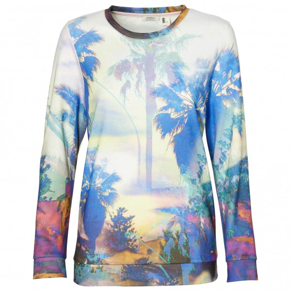 O'Neill - Women's Summer Print Crew - Synthetic jumper