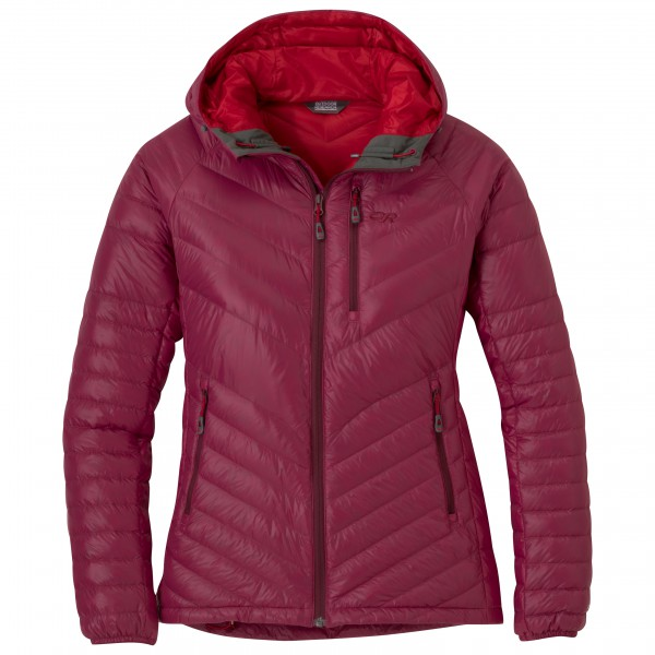 Outdoor Research - Women's Illuminate Down Hoody - Donzen jack