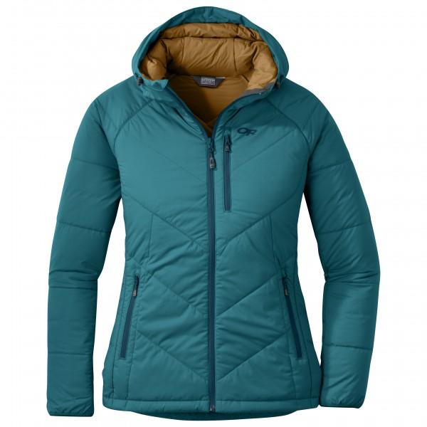 Outdoor Research - Women's Refuge Hooded Jacket - Tekokuitutakki