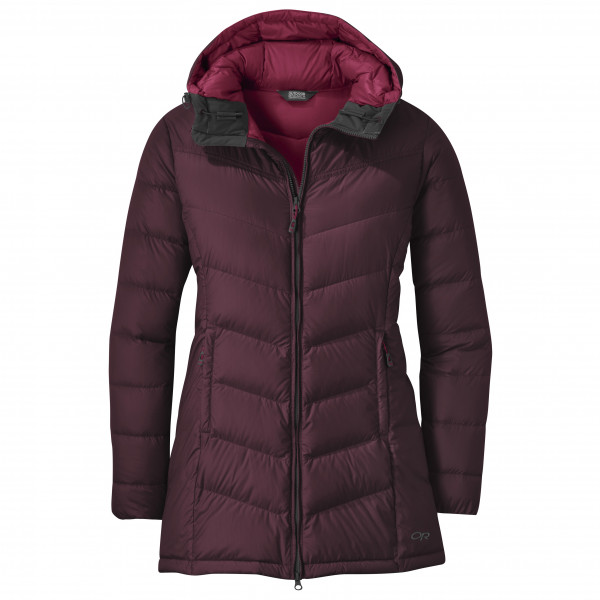 Outdoor Research - Women's Transcendent Down Parka - Daunenjacke