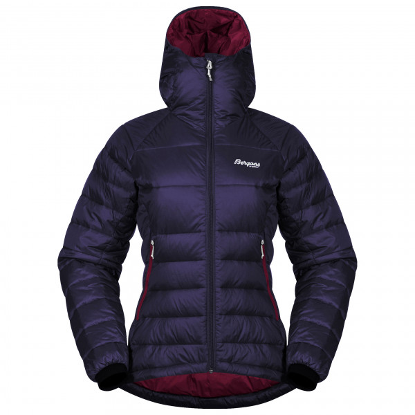 Bergans - Women's Slingsby Down Light Jacket With Hood - Dunjakke