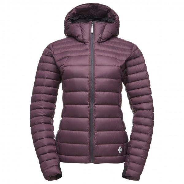 Black Diamond - Women's Cold Forge Hoody - Syntetisk jakke
