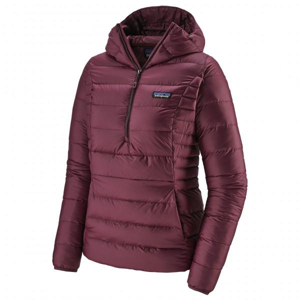 Patagonia - Women's Down Sweater Hoody P/O - Donzen trui
