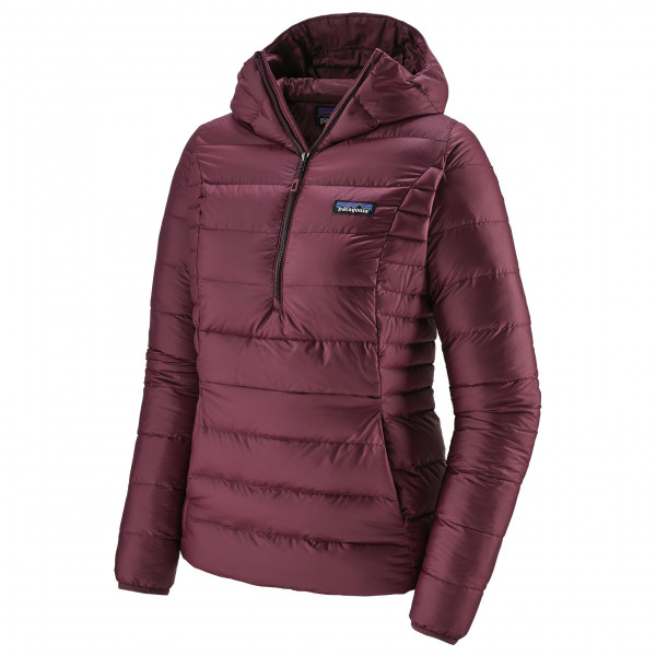 Patagonia - Women's Down Sweater Hoody P/O - Dunsweatere