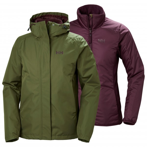 Helly Hansen - Women's Squamish 2.0 CIS Jacket - Dubbel jack