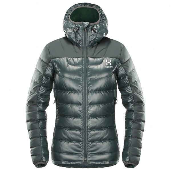 Haglöfs - Women's Bivvy Down Hood - Down jacket
