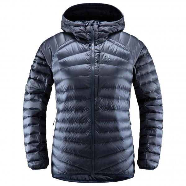 Haglöfs - Women's Essens Down Hood - Down jacket