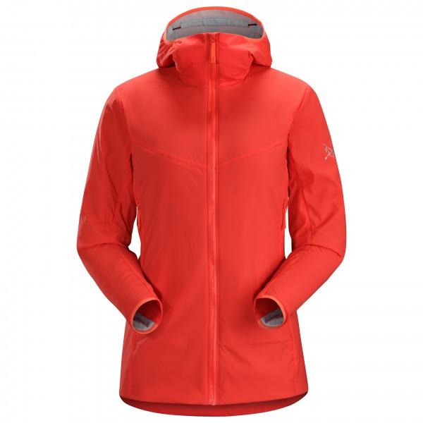 Arc'teryx - Women's Ryze Hoody - Syntetisk jakke