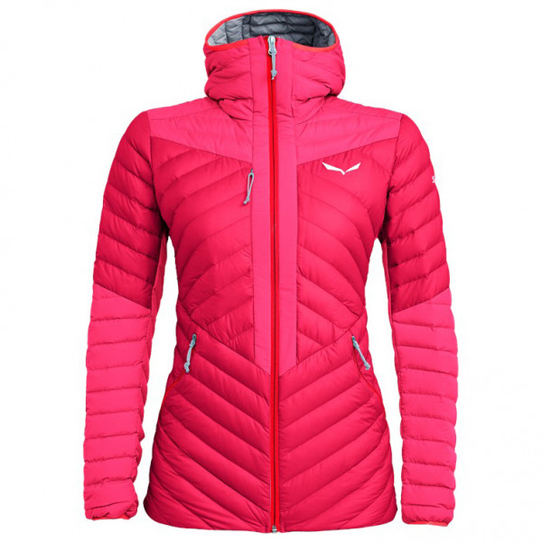 Salewa - Women's Ortles Light 2 Down Hood Jacket - Down jacket
