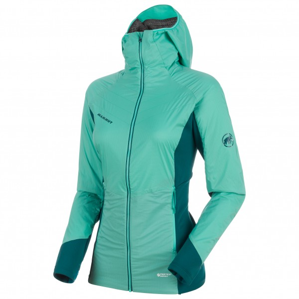 Mammut - Women's Aenergy In Hooded Jacket - Syntetisk jakke