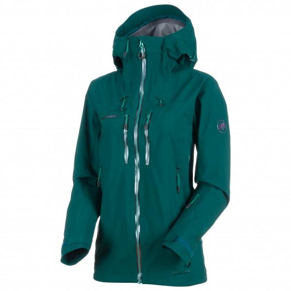 Mammut - Women's Alvier HS Hooded Jacket - Skijacke