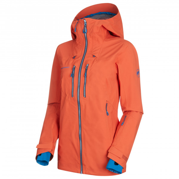 Mammut - Women's Alvier HS Hooded Jacket - Laskettelutakki