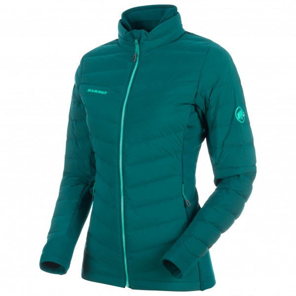 Mammut - Women's Alvier In Flex Jacket - Down jacket
