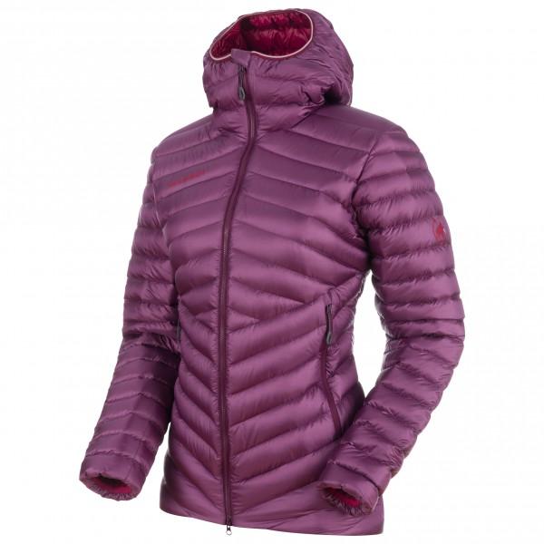 Mammut - Women's Broad Peak In Hooded Jacket - Untuvatakki