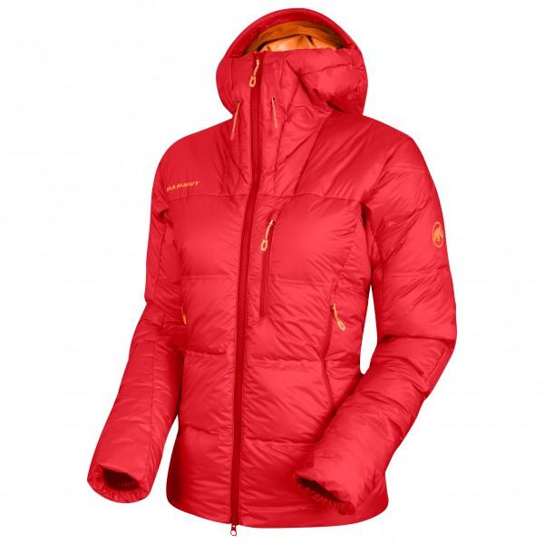 Mammut - Women's Eigerjoch Pro In Hooded Jacket - Dunjakke