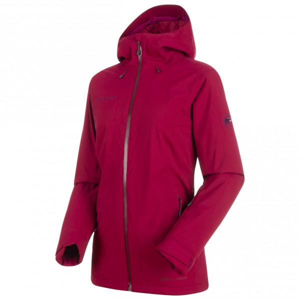 Mammut - Women's Nara HS Thermo Hooded Jacket - Ski jacket