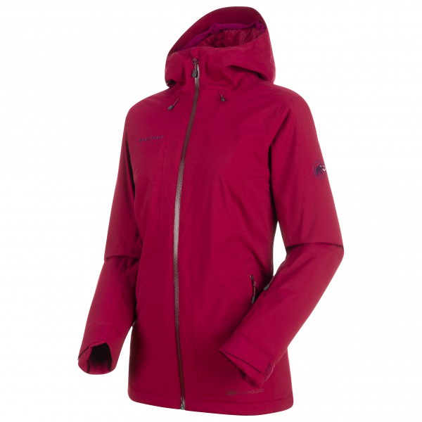Mammut - Women's Nara HS Thermo Hooded Jacket - Skidjacka