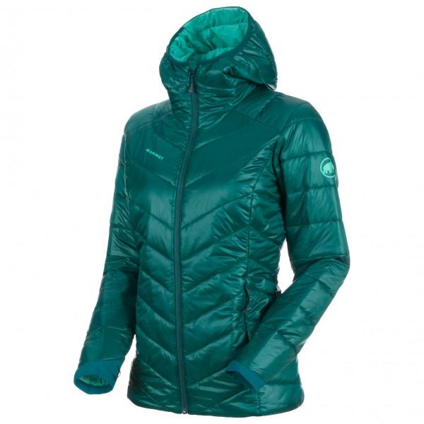 Mammut - Women's Rime In Hooded Jacket - Chaqueta de fibra sintética