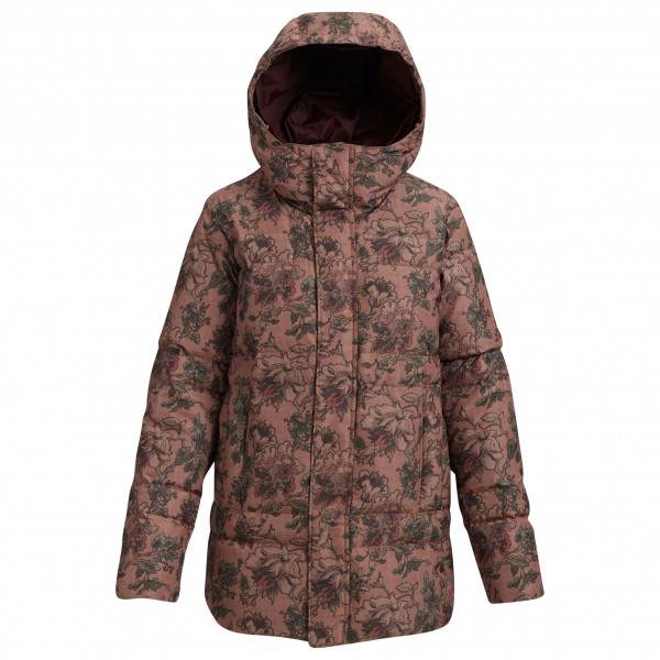 Burton - Women's Mora Moss Down Jacket - Ski jacket