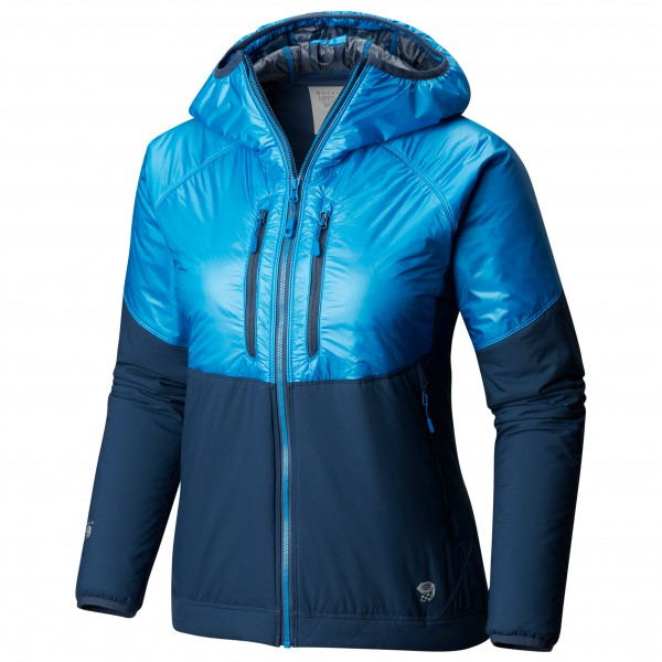 Mountain Hardwear - Women's Kor Strata Alpine Hoody - Synthetisch jack
