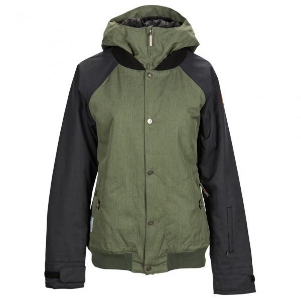 Nikita - Women's Spruce Jacket - Laskettelutakki