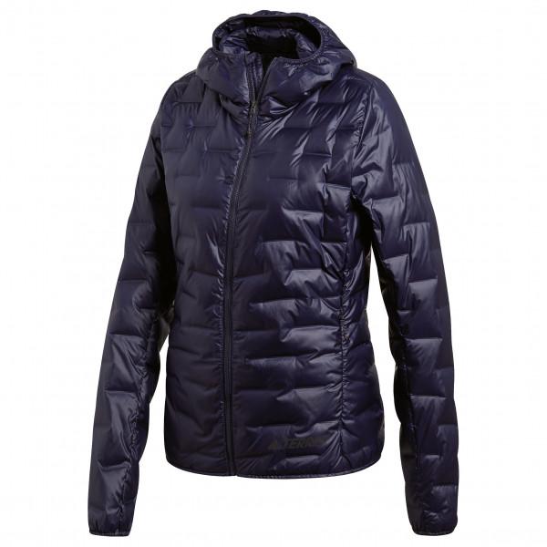 adidas - Women's Lite Down Hooded Jacket - Donsjack