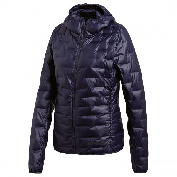 adidas - Women's Lite Down Hooded Jacket - Untuvatakki