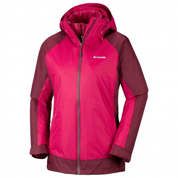 Columbia - Women's On The Trail Interchange Jacket - Doppeljacke