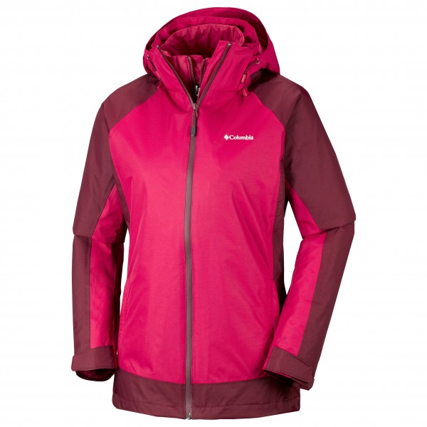 Columbia - Women's On The Trail Interchange Jacket