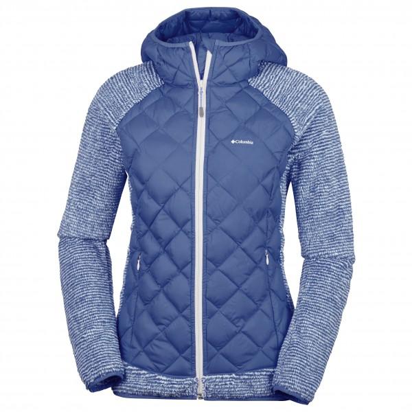 Columbia - Women's Techy Hybrid Fleece - Syntetisk jakke
