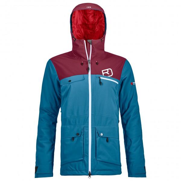 Ortovox - Women's 2L Swisswool Andermatt Jacket - Skijakke
