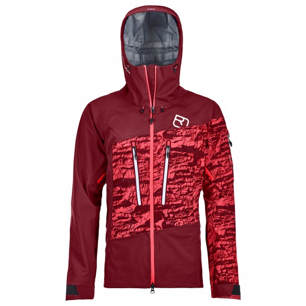 Ortovox - Women's 3L Guardian Shell Jacket - Skidjacka