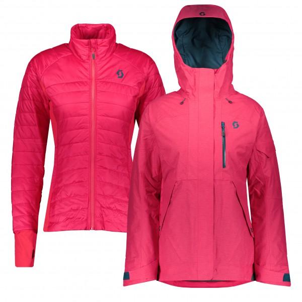 Scott - Women's Jacket Vertic 3in1 - Skijacke