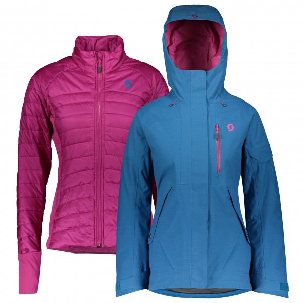 Scott - Women's Jacket Vertic 3in1 - Skijacke