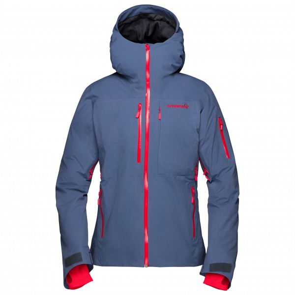 Norrøna - Women's Lofoten Gore-Tex  Insulated Jacket - Skijacke